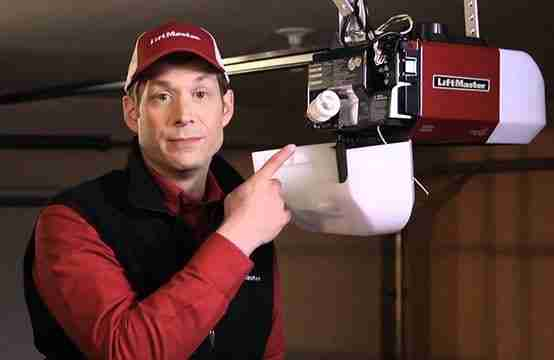 liftmaster garage door opener
