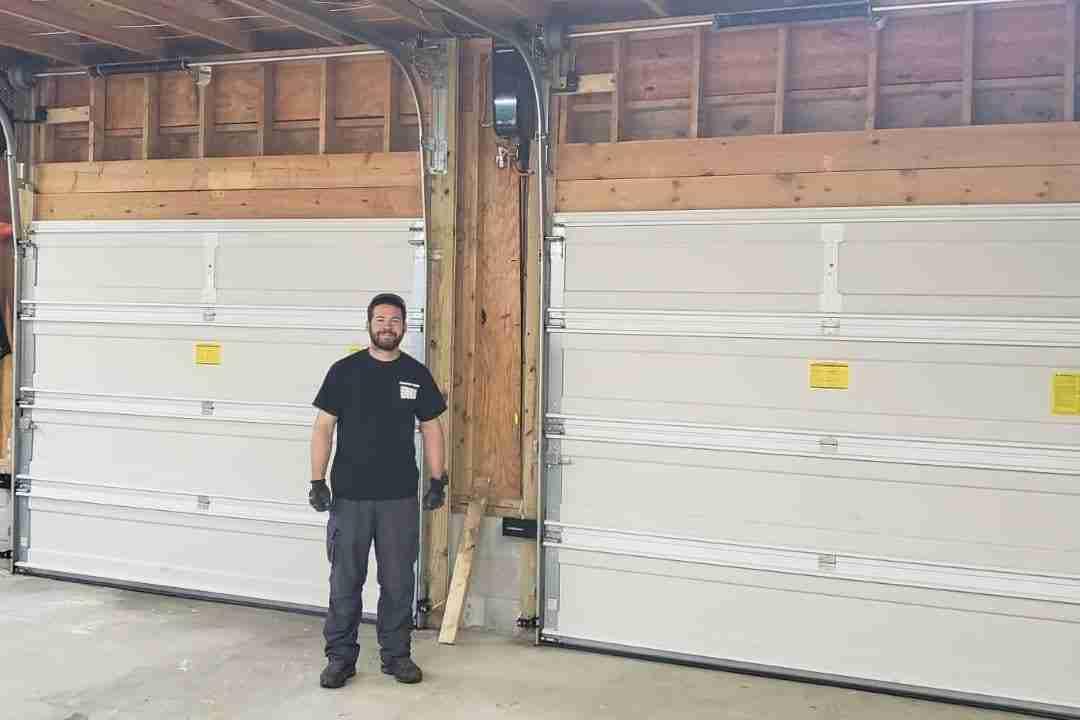 garage doors project
